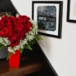 Valentine's Day Roses And Other Flowers